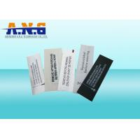 Buy cheap Custom Printed Passive Rfid Clothing Tags / Washable Rfid Tags For Clothing from wholesalers