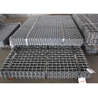Buy cheap Anti Oxidation 304 304L Stainless Steel Crimped Wire Mesh from wholesalers