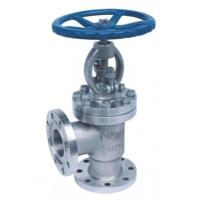 Buy cheap Ductile Iron Actuated 90 Degree Globe Valve 6\'\' Linear Motion from wholesalers