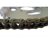 Buy cheap Customized Cd70 Silver Motorcycle Sprocket Chain 41t - 14t For Honda Motors from wholesalers