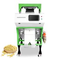Buy cheap 220V 50HZ Optical Color Sorter , High Resolution CCD Color Sorter Machine from wholesalers