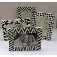 Buy cheap Frame  MDF Photo Frame Wooden frames Photo Frame in Europe and America in Europe and Ameri product