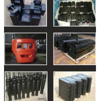 Buy cheap Counterweight iron used in forklifts, tractors, ships, elevators,measuring etc. from wholesalers