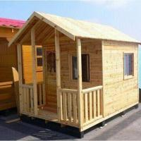Buy cheap Cubby Doll House, Made of CHN Fir Timber, Weighs 90kg from wholesalers