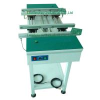 Buy cheap SMT placement machine feeder 0.5m dual-track tubing Conveyor machine workbench from wholesalers