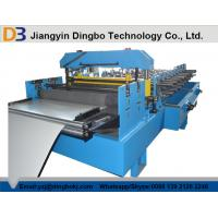 Buy cheap PLC Control Ceiling Metal Wall Panel Roll Forming Machine For 0.3 - 0.8mm Aluminium Steel from wholesalers