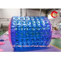Buy cheap Double Layer Inflatable Zorb Ball Heat Sealed PVC / TPU Production from wholesalers
