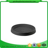 Buy cheap Plastic Flower Pot Saucers / Plant Pot Trays Prevents Water Stains On Decks Large: is 13 inside diameter, 18 outside from wholesalers