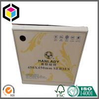 Buy cheap Heavy Tile Corrugated Packaging Box; Printed Packaging Box for Ceramic Tile from wholesalers