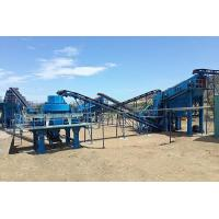 Buy cheap 5X Centrifugal Crusher Stone Sand Making Machine Three Kinds Of Crushing Patterns In One from wholesalers