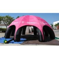 Buy cheap Outdoor Advertising Inflatable Tent , Inflatable Spider Dome Tent with Legs product