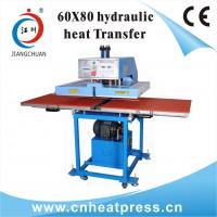 Buy cheap Hydraulic AUTO Double Working Position T-shirts Heat Transfer Machine from wholesalers