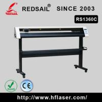 Buy cheap Redsail cutting plotter rs1360c 1200mm for car window/wall sticker cutter from wholesalers