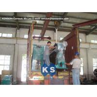 Customized PVC Coated Gabion Machine , Gabion Wire Mesh Weaving Machine