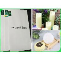 Buy cheap 80gsm PE Coated White Copy Paper Oilproof For Packing Of Candles And Soaps from wholesalers