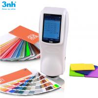 Buy cheap 45°/0° Geometry Paint Matching Spectrophotometer , Color Measuring Device Ns800 from wholesalers