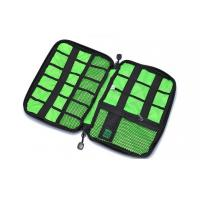 Buy cheap Nylon Travel Storage Bags / Cable Electronics Travel Organizer Bag from wholesalers