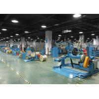 Buy cheap Fuchuan Electrical Wire PU Plastic Extrusion Line Tension Pay Off 90mm Screw Dia from wholesalers