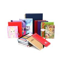 Buy cheap Student School Exercise Book Printing Service , Custom Paper Notebooks from wholesalers