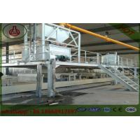 Buy cheap Fireproof Calcium Silicate Board Production Machinery / Waterproof Fiber Cement Plate Line from wholesalers