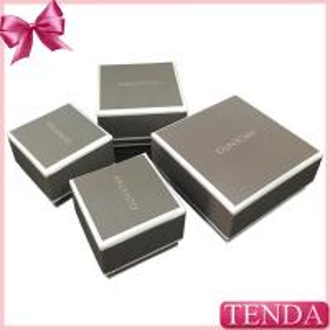 China Big Small Printed Paper Cardboard Chipboard Rigid Jewellry Jewellry Jewelry Boxes on sale
