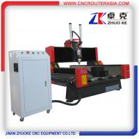 Buy cheap ZK-9015 Stone Engraving Machine for marble granite with air cylinder 900*1500mm from wholesalers