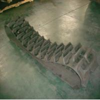 Buy cheap Made in China Rubber Track for Combined Harvester machine from wholesalers