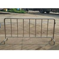 Buy cheap Portable Truss Accessories Crowd Control Barriers Stainless Steel 304 Material from wholesalers