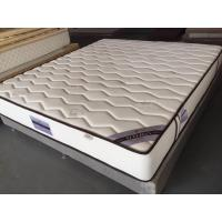 Buy cheap Bamboo Memory Foam Roll Up Bed Mattress King Size for Home / Hotel / VIP Room from wholesalers
