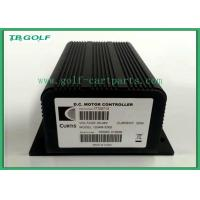 Buy cheap Programmable 48 Volt Golf Cart Dc Motor Controller Black Color 1204M-5305 from wholesalers