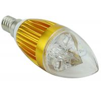 Buy cheap E14 LED Candle Light Bulb Warm White 240lm High Lumen LED Home Lighting from wholesalers
