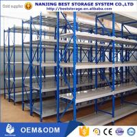 Buy cheap 200-800kg UDL/level medium duty storage racking and shelving systems from wholesalers