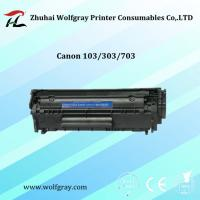 Buy cheap Compatible for Canon 103 toner cartridge from wholesalers