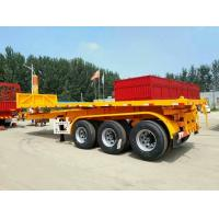 Buy cheap 2017 new dump truck semi trailer style for Coal Transport 13M from wholesalers