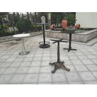 Buy cheap Outdoor Table base  Cast Iron Table base Waterproof  Outdoor Bar Table from wholesalers