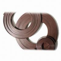Buy cheap Rubber Magnet Strips, Customized Shapes, Sizes and Lengths are Accepted product