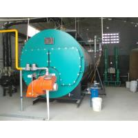 Buy cheap Professional Natural Gas Steam Boiler 1 Ton - 10 Ton Garment Factory Used from wholesalers