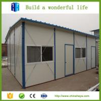 Buy cheap high cost performance steel structure house modular homes design from wholesalers
