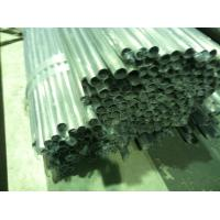 Buy cheap 201 304 316L stainless steel round pipe bright / polish surface 400# ,stainless product