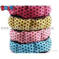 Buy cheap High Quanlity Pet Products Polka Dot Pattern Pet Bed for dog cat from wholesalers