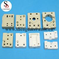Buy cheap Manufacturer Steatite Ceramic Part Heat Resistance Insulator from wholesalers