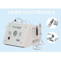 Buy cheap Water Facial Diamond Dermabrasion Peeling / Hydra Dermabrasion Beauty Machine from wholesalers