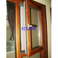 Buy cheap Casement Wood Clad Replacement Windows With Interior Optional Insect Screen from wholesalers