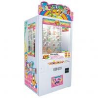 Buy cheap Easy Operated Arcade Crane Machine Crane Grabber Machine Safety For Kid from wholesalers