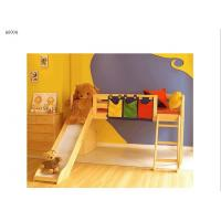 Buy cheap modern bunk bed pine wood from wholesalers