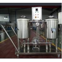 Buy cheap Portable CIP Cleaning System Beer Fermentation Tanks With PLC Touch Screen from wholesalers