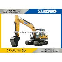 Buy cheap XCMG official manufacturer XE335C 35ton hydraulic rock breaker excavator for sale from wholesalers