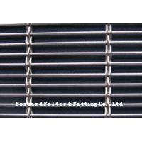 Buy cheap Modern Industrial  Woven Metal Mesh With Metal Fabric For Architectural Decoration from wholesalers