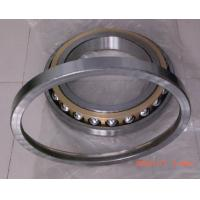 Buy cheap High Precision Angular Contact Ball Bearing Single Row With Brass Cage from wholesalers