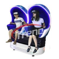 Buy cheap 360 Degree Motion 9D Virtual Reality Cinema , Electric 9d Movie Theater For KTV from wholesalers